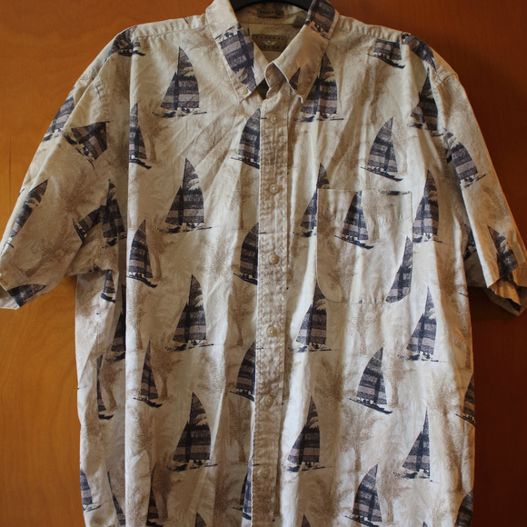 NATURAL ISSUE Other - EUC NATURAL ISSUE CASUAL BUTTON DOWN MENS SHIRT/XL